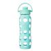 Botella de vidrio 650 ml. con tapa flip