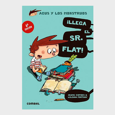 1° Llega el Sr. Flat