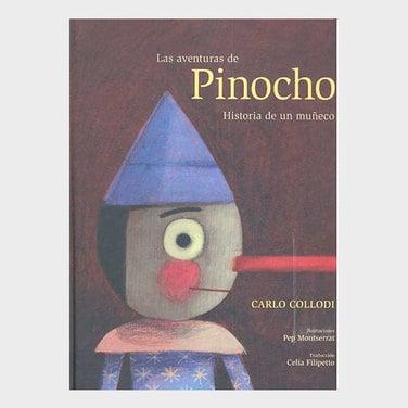 Las aventuras de Pinocho, Historia muñeco