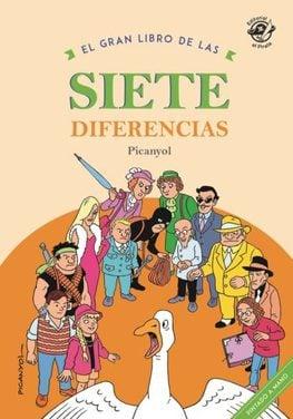 El gran libro de las siete diferencias