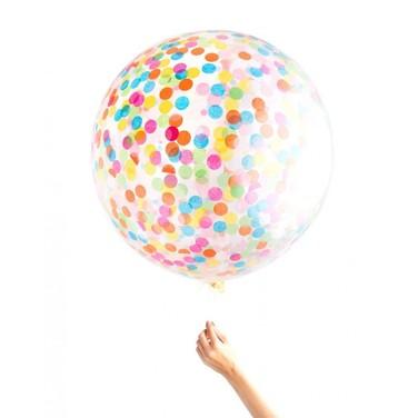 Globo Confetti - GIgante