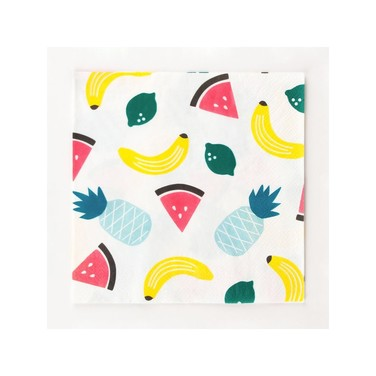 Servilletas de papel FRUIT