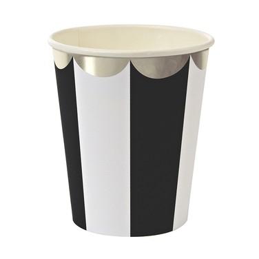 Vasos de cartón - Toot Sweet black