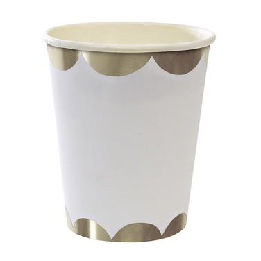 Vasos de cartón - Toot Sweet SILVER