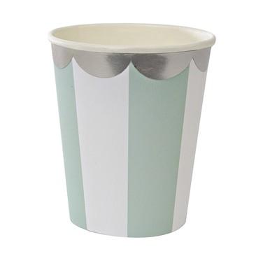 Vasos de cartón - Toot Sweet AQUA