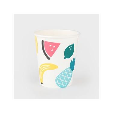 Vasos de cartón - FRUIT