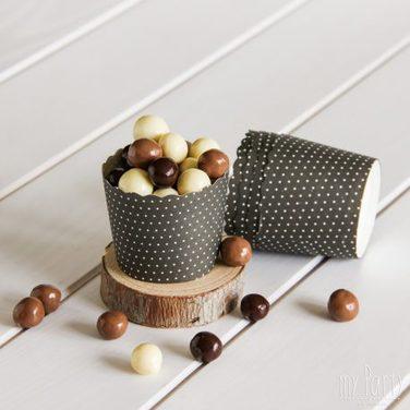 Capsulas cup cakes