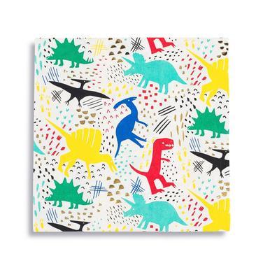 Servilletas de papel Dinosaurio