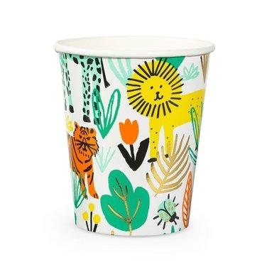 Vasos de Cartón Animales
