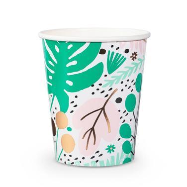 Vasos de Cartón Tropicale