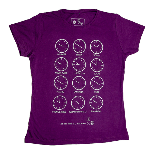 Camiseta ROMA mujer
