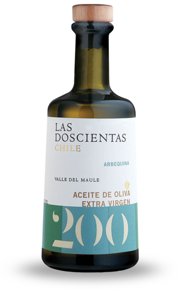 Aceite de oliva Extra Virgen Las 200 Arbequina 500 ml