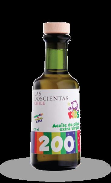 Aceite de oliva Extra Virgen Las 200 Kids 250 ml