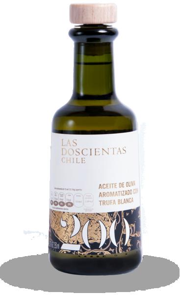 Aceite de oliva Extra Virgen Las 200 Trufa Blanca 250 ml