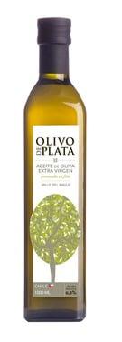 Aceite de oliva Extra Virgen Olivo de Plata Blend 1 lts