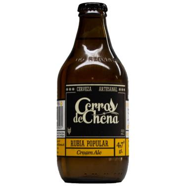 Cream Ale - Rubia Popular