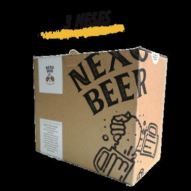 Club cervecero: 3 meses