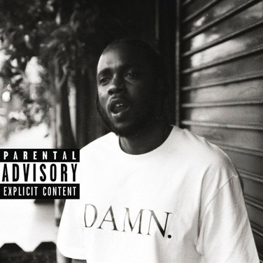 DAMN (Limited Edition, Clear)