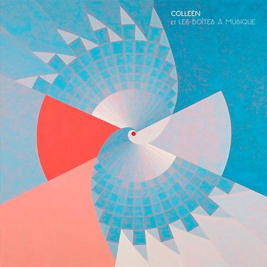 Colleen Et Les Boites Musique (Silver Vinyl)