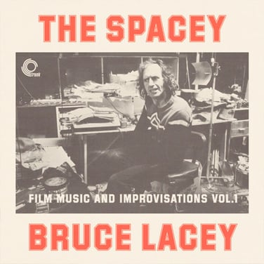 The Space Bruce Lacey Vol.1