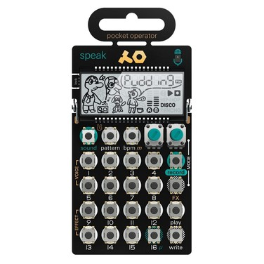 Pocket Operator / Speak PO-35