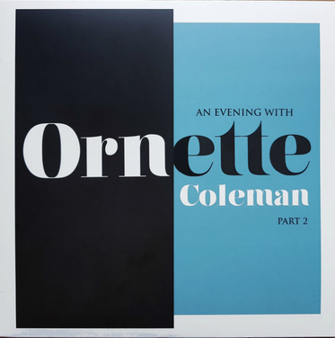 An Evening With Ornette Coleman, Part 2
