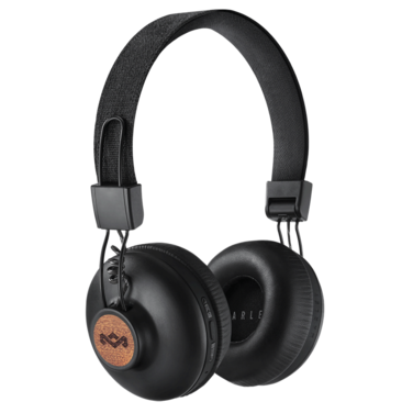 Audífonos Positive Vibration 2 Bluetooth Negro