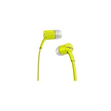 Audífonos JAX In-Ear Verde