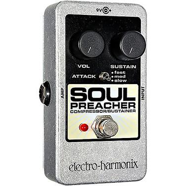 Pedal Soul Preacher (Compresor, Sustain)