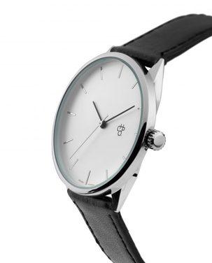 Reloj Khorshid Silver Negro
