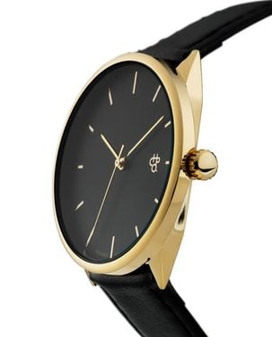 Reloj Khorshid Black Gold