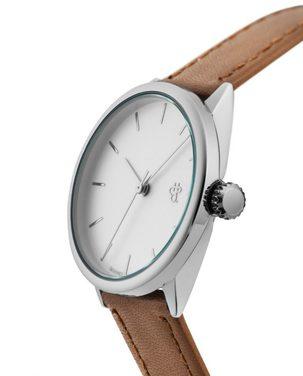 Reloj Khorshid Mini Silver Café