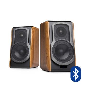 Parlantes Edifier S1000 DB - Negro/Madera