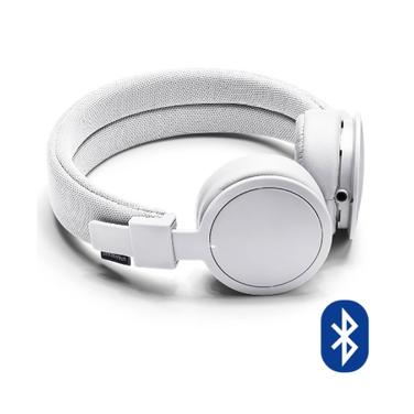 Audífonos Plattan ADV Bluetooth Blanco
