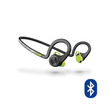 Audífonos BackBeat Fit 2 Negro/Verde