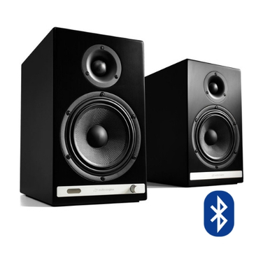 Parlantes Bluetooth HD6 Negro