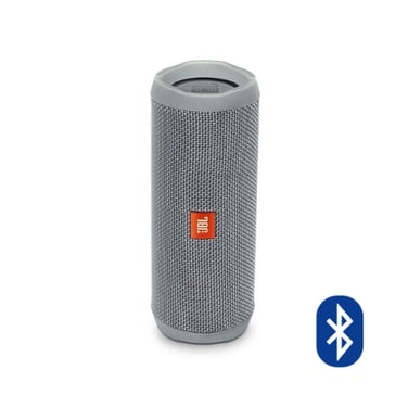 Parlante Bluetooth Flip 4 Gris