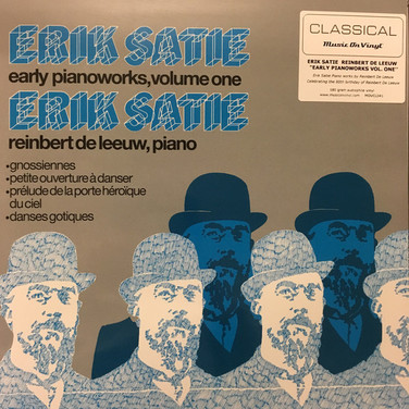 Early Piano Works, Volume One