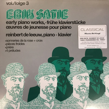 Early Piano Works Vol./Folge 3