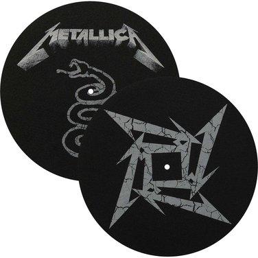 Slipmat Metallica The Black Album (Par)