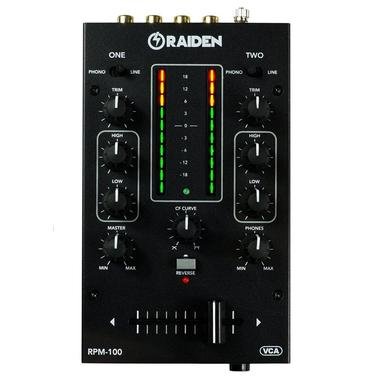 DJ Mixer Portátil RPM-100