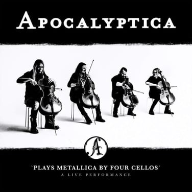'Plays Metallica By Four Cellos' A Live Performance