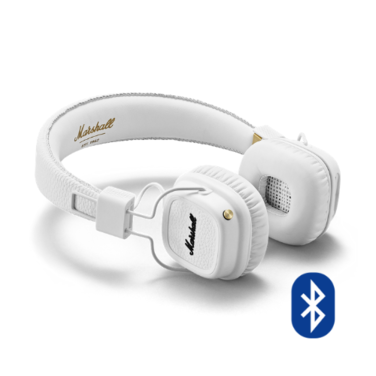 Audífonos Bluetooth Major II Blanco