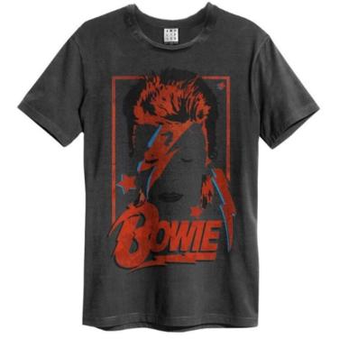 Polera David Bowie Aladdin Sane
