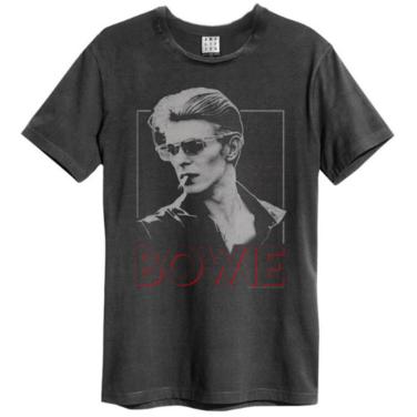 Polera David Bowie 80 Era Crew
