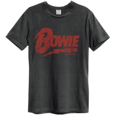 Polera Bowie Logo