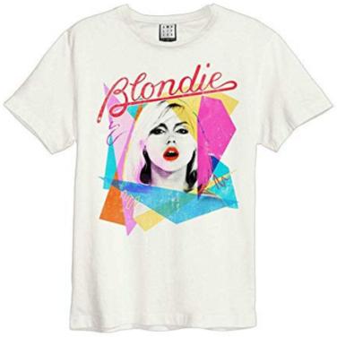 Polera Blondie Ahoy 80s
