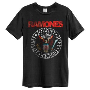 Polera Ramones Vintage Seal