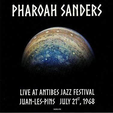Live at Antibes Jazz Festival Juan-Les-Pins July 21, 1968