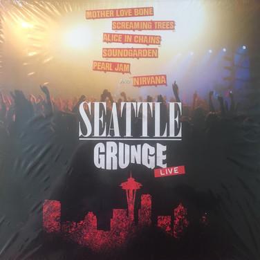 Seattle Grunge Live